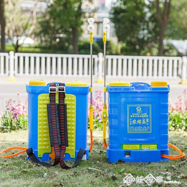電動噴霧器 農用噴霧器 打藥機 噴農藥 農用打藥機 消毒防疫噴壺 新年禮物