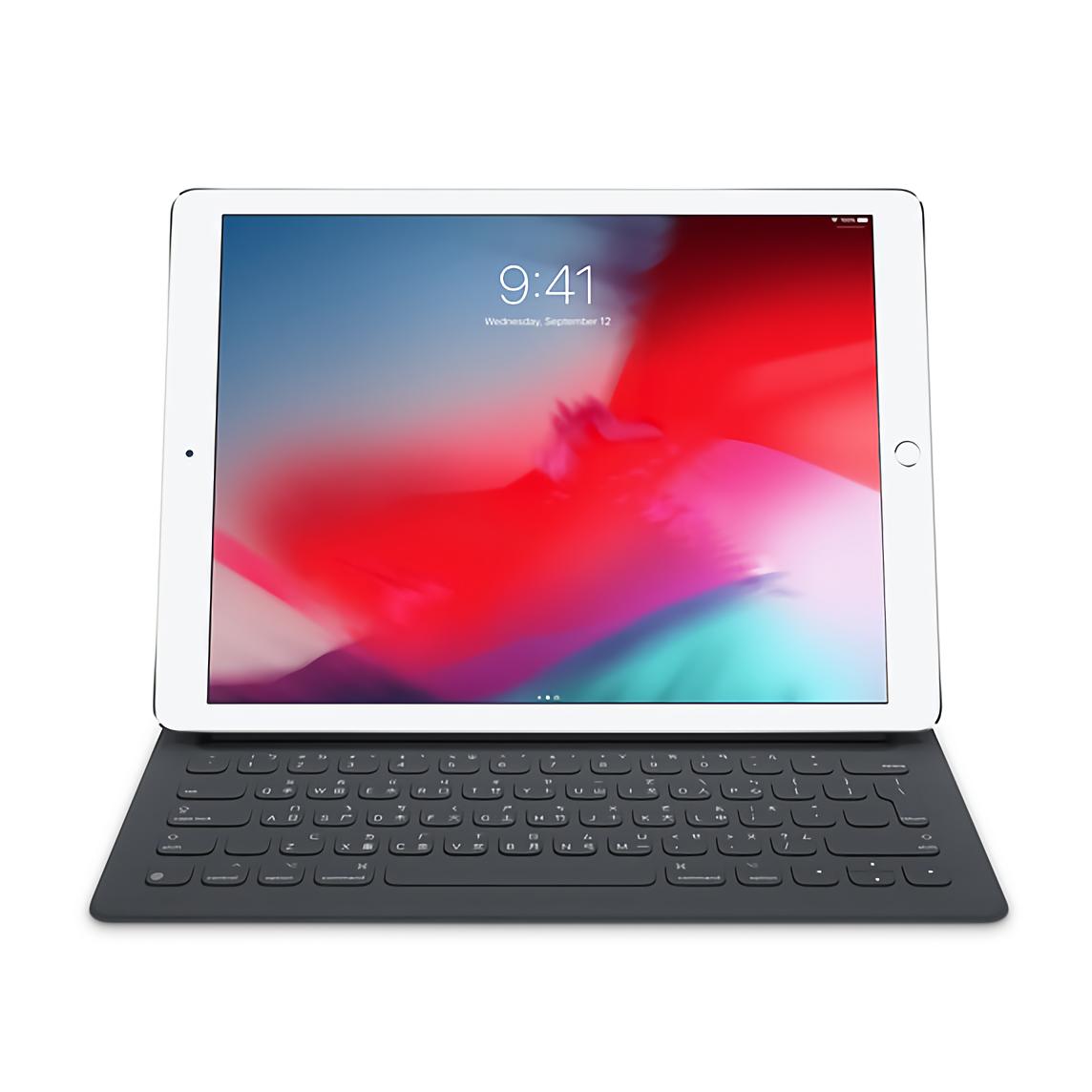 ★每月4 / 14 / 24號 點數三倍★ Apple Smart Keyboard for 12.9吋 iPad Pro (美式英文) 佳成數位 1