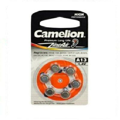 ~德國Camelion~助聽器 電池A13