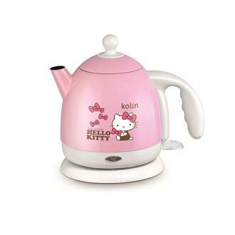 歌林 Kolin Hello Kitty1.0L不鏽鋼快煮壺 KPK-MNR1041