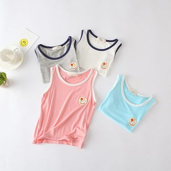 FineDays夏日繽紛背心-嬰幼兒短袖T恤XR17261