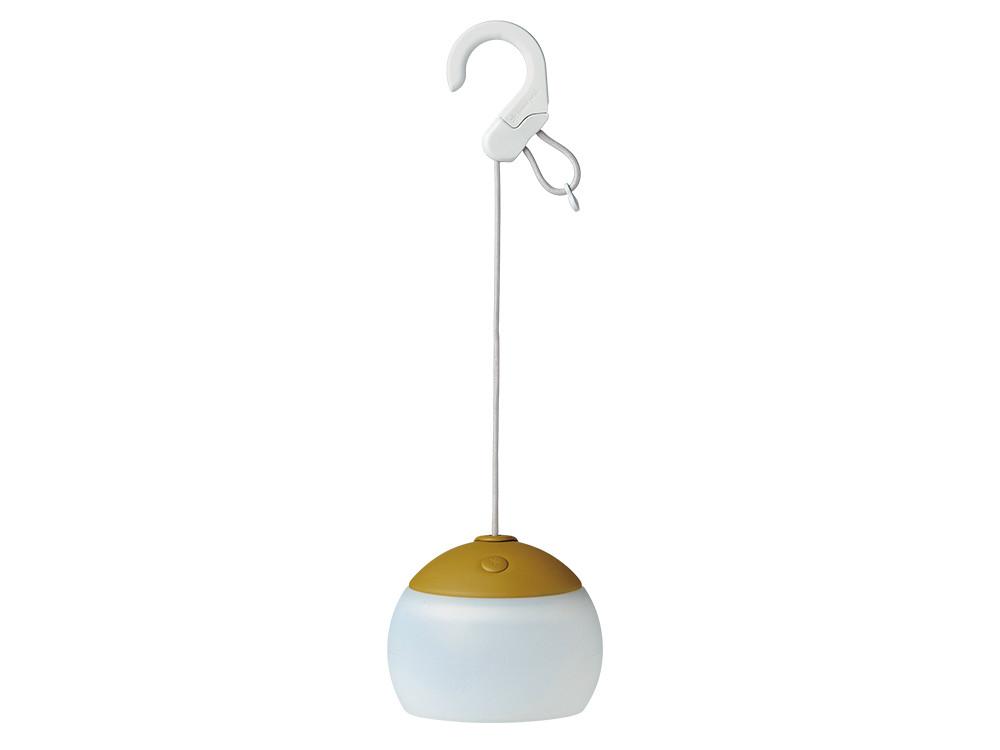 [ Snow Peak ] 充電式燈籠花 綠色 / Hozuki / 公司貨 ES-070GR