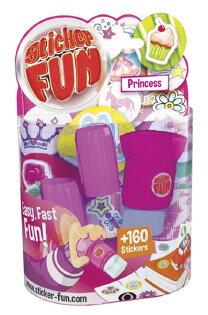 棒棒貼按壓貼紙機甜心公主【鯊玩具ToyShark】