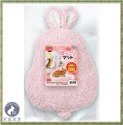 【菲藍家居】日本Marukan 兔型遠赤棉睡墊ML-178 可手洗 保暖墊 保暖 舒適 兔窩