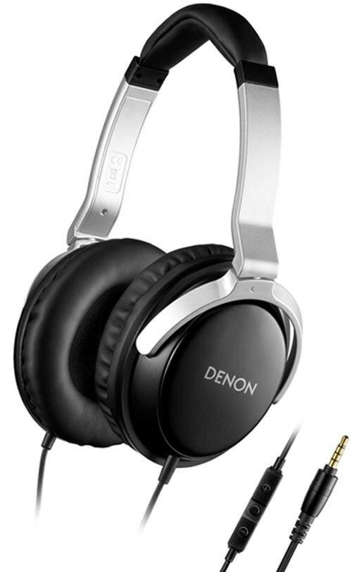 志達電子 AH-D510R 贈收納袋 DENON 100 周年限量款 AH D510R 全罩式耳機 (公司貨) iPhone 4G / iPod