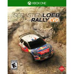 【全新未拆】XBOX ONE 塞巴斯蒂安拉力賽車 Sebastien Loeb Rally Evo 英文版【台中恐龍電玩】
