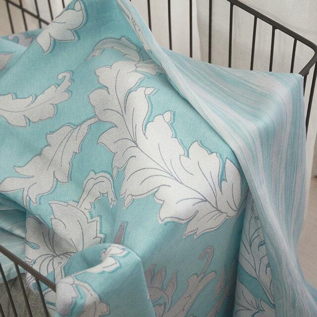 台灣製天絲60支紗【花草集】床包(兩用被套)四件組 / 雙人、加大尺寸   絲薇諾 6