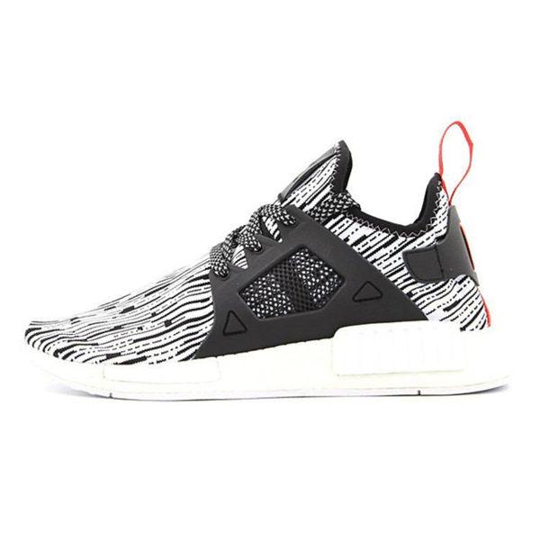 【蟹老闆】Adidas NMD XR1 Primeknit PK 雪花 黑白 S32216 男鞋