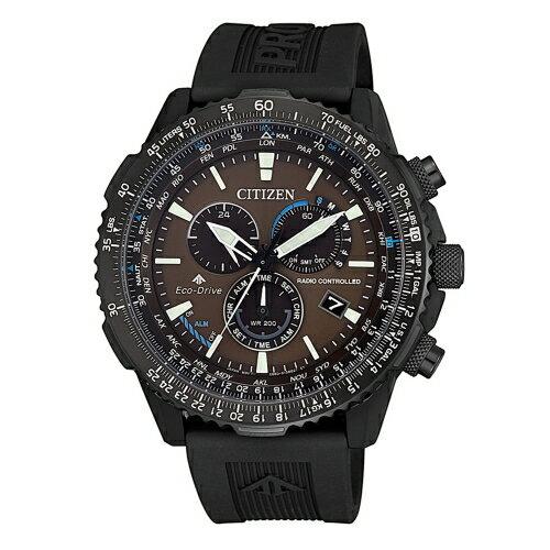 CITIZEN星辰PROMASTER競速電波時計腕錶CB5005-13X