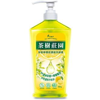 茶樹莊園 茶樹檸檬超濃縮洗碗精 500ml