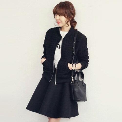 皮革材質 韓式潮流手提肩背鉚釘魅力皮革小包 艾爾莎【TBB6846】 2