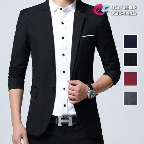 西裝外套都會時尚西裝外套艾爾莎【TME5231】