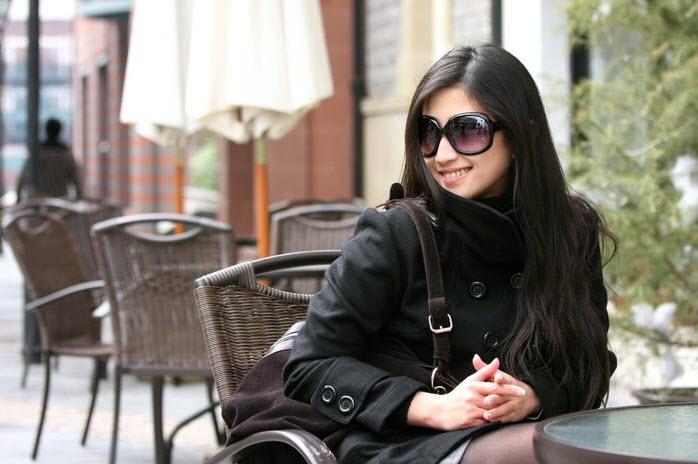 墨鏡 艾爾莎 男女適宜明星最愛百搭太陽眼鏡蛤蟆鏡墨鏡目大眼娃【TOB3501】 2