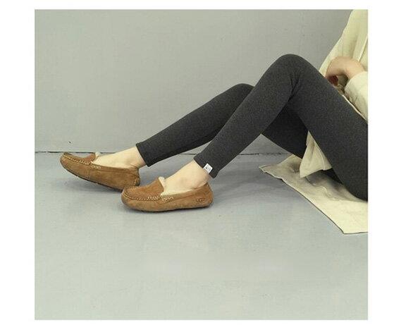 內搭褲毛襪褲襪暖褲長褲 簡約百搭加厚顯瘦內刷毛不倒絨內搭褲 艾爾莎【TOE2246】 1