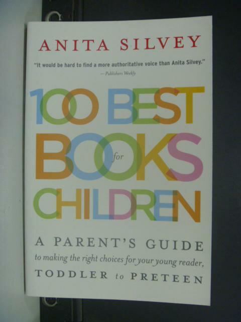 ~書寶 書T7/原文書_NPR~100 Best Books for Children_A