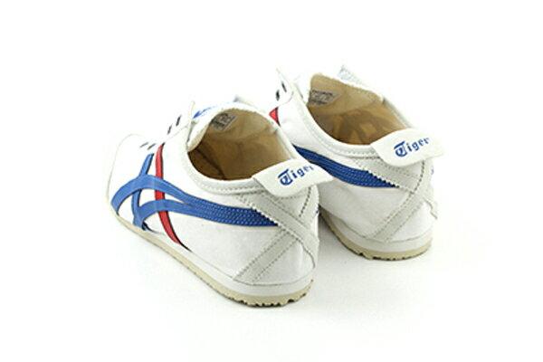 Onitsuka Tiger MEXICO 66 SLIP-ON 運動鞋 休閒鞋 白色 男鞋 女鞋 TH1B2N-0143 no236 1