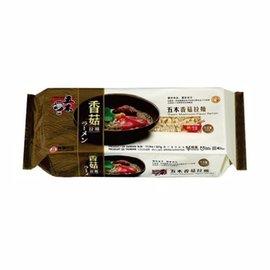 五木-香菇味拉麵(321g包)【合迷雅好物商城】