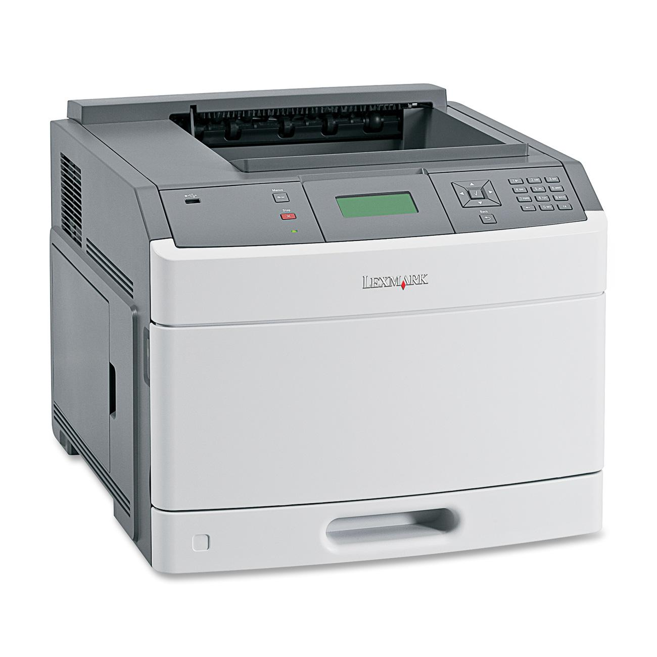 Refurbished Lexmark T650N Monochrome Laser Printer 0