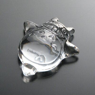 【真愛日本】18071000001 立體造型水晶擺飾-龍貓飛天 宮崎駿 龍貓 totoro 水晶擺飾 飛天 日本帶回