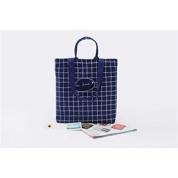 手提包 手提包 帆布袋 手提袋 環保購物袋--手提/單肩【SPE27】 BOBI  10/06 2