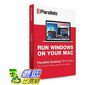 106美國直購  2017美國暢銷軟體 Parallels Desktop 11 for