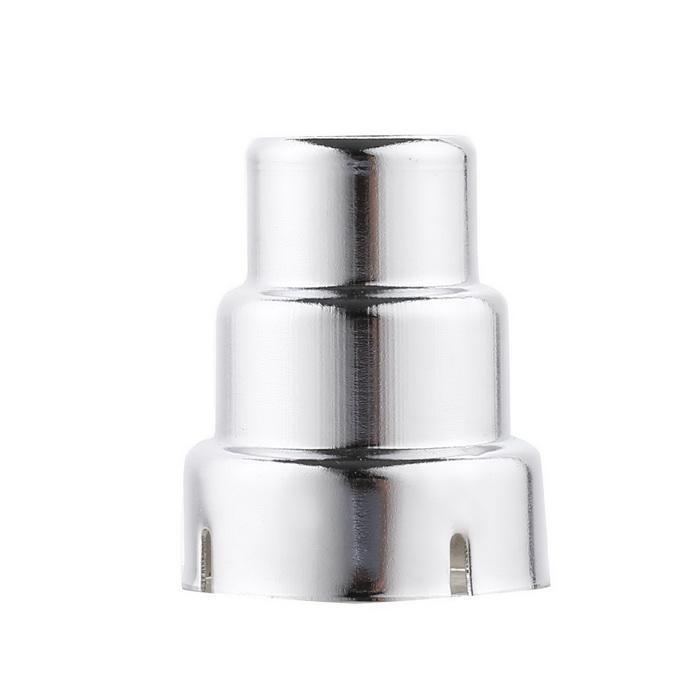 Heat Gun Hot Air Gun Dual Temperature+4 Nozzles Power Tool 1500W Heater Gun 4