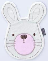 ★衛立兒生活館★奇哥 響紙安撫巾(兔)