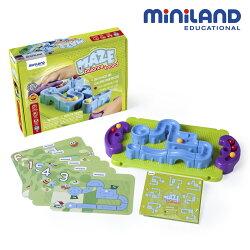 免運費【西班牙Miniland】迷宮平衡板