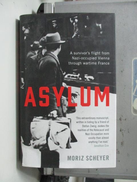 ~書寶 書T9/原文書_NAZ~Asylum_Moriz Scheyer