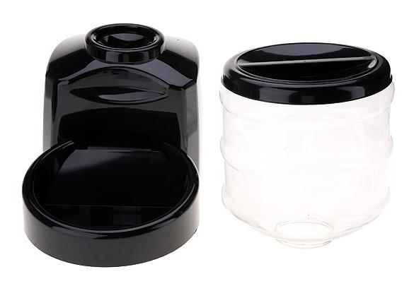 Automatic Pet Dog Cat 5.5 Liter Capacity Feeder Electronic Portion Control 2