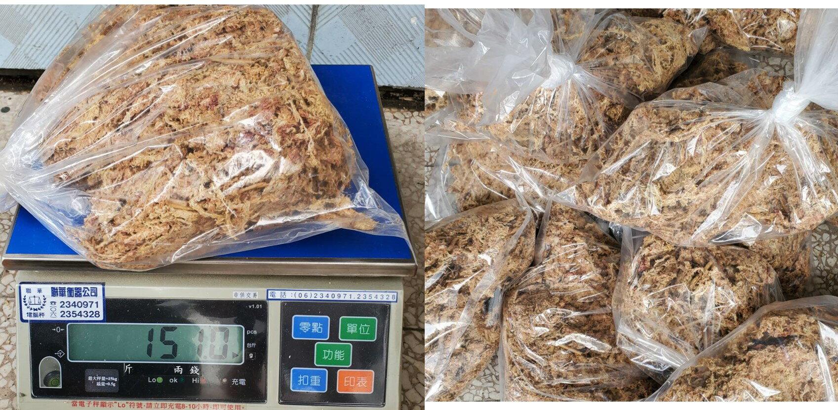 水苔分裝包(1包150G)  乾燥水草 甲蟲底材