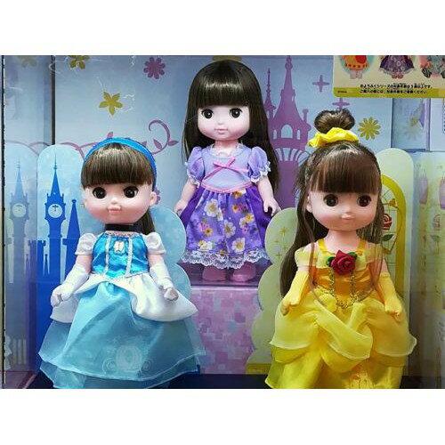 【預購】日本進口Solan沙奈娃娃 Remin芮咪 樂佩 禮服套裝 DISNEY 迪士尼系列(※娃娃單獨出售)【星野日本玩具】