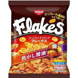 Nissin日清Flakes玉米脆片-焦香醬油(65g) | 日清??? ????? 焦???油