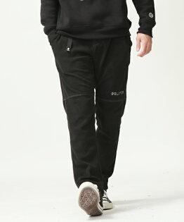 懶人運動褲BLACK