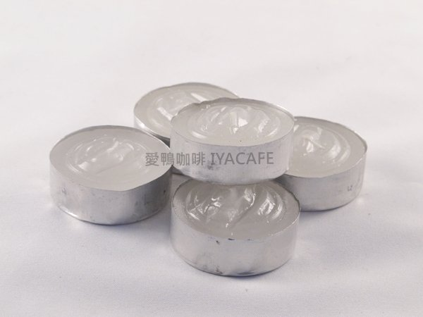 《愛鴨咖啡》散裝環保蠟燭13顆(福利品)