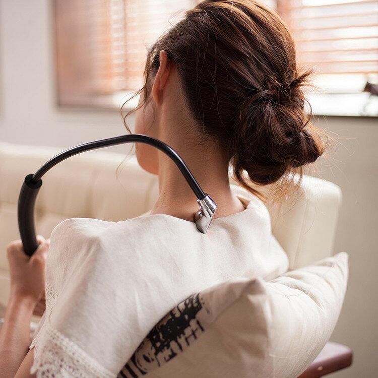 Lourdes肩頸按摩器(黑色)2030BK