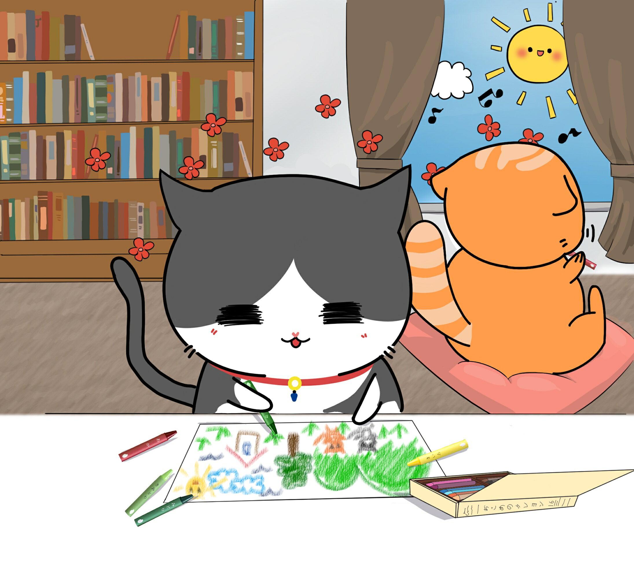 安全蠟筆 / 無毒蠟筆   日本🇯🇵進口 安全無毒米蠟筆16色 日本製 原裝原廠進口-安全蠟筆-無毒蠟筆 1