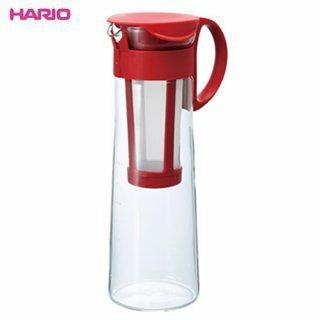 【HARIO】MCPN-14 咖啡沖泡壺-8杯 1000cc 咖啡壺 茶壺 玻璃壺 熱水壺 濾網 可拆卸 刻度 耐熱