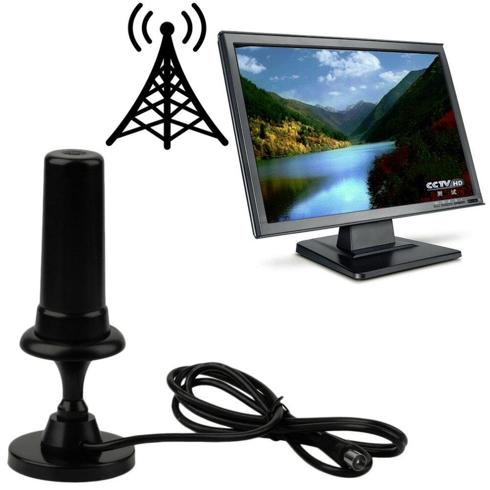 空中天線數位電視接收器DVB-T電視36 DB每汽車TW36電線