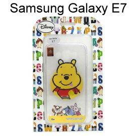 迪士尼透明軟殼 Samsung E7000 Galaxy E7 [BABY] 小熊維尼【Disney正版授權】