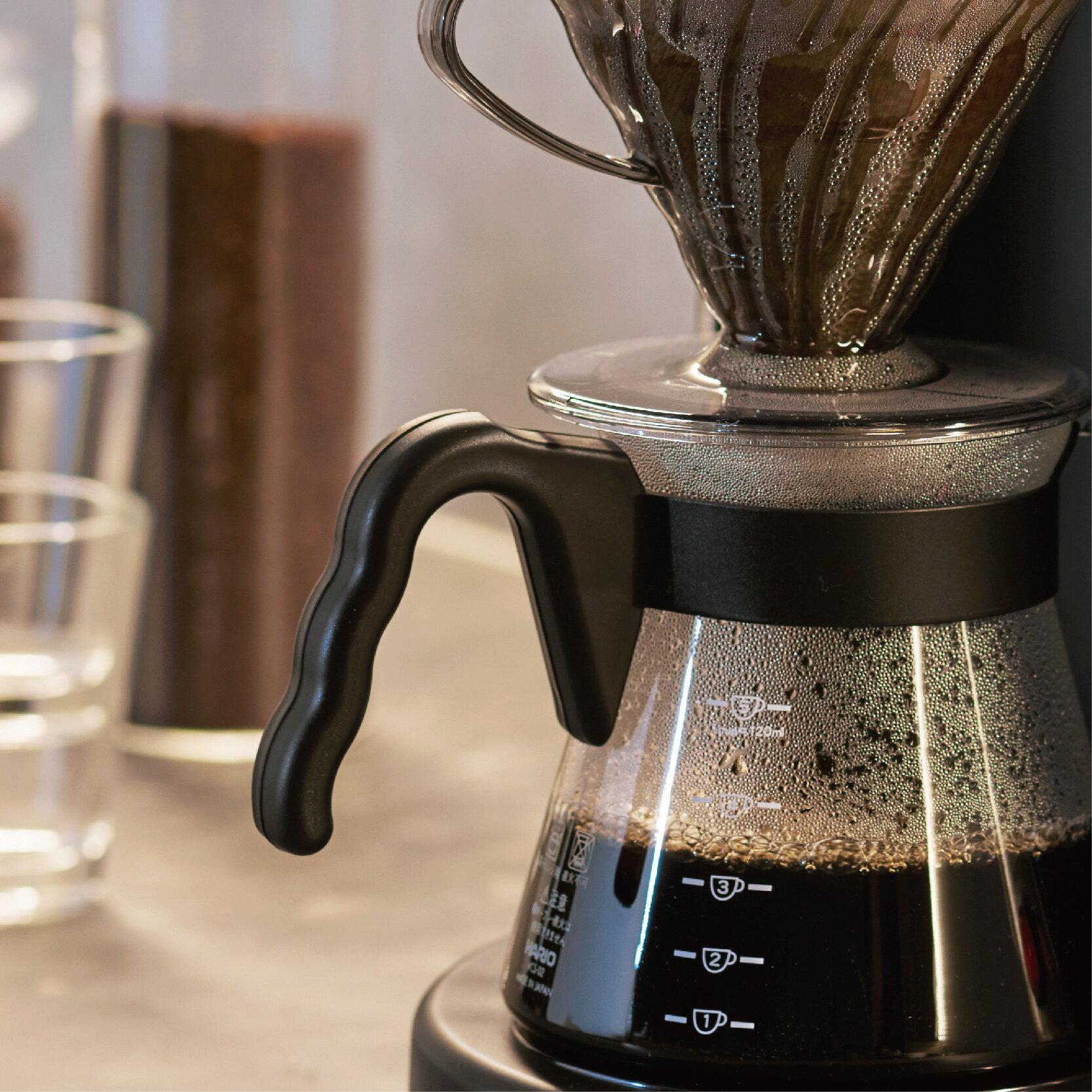 雙11限定獨享濾杯咖啡壺組 / VDC-01W + VCS-01B 4