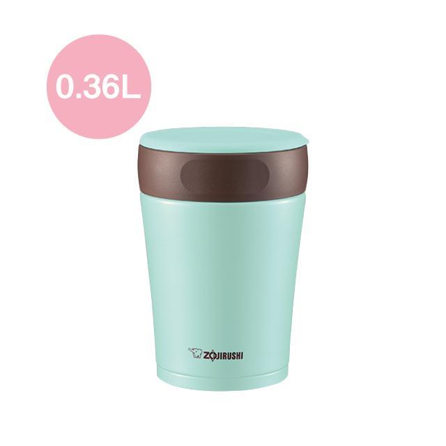 日本象印 不鏽鋼真空悶燒罐 保冷保溫罐 湯罐  /  粉綠色 /  360ml  /  SW-GD36-AP  / 日本必買代購 / 日本樂天直送 (3230)。件件免運 4