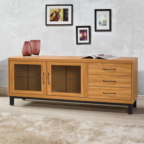 電視櫃 視聽櫃 收納櫃 置物櫃 客廳收納~Yostyle~黑森林5尺電視櫃