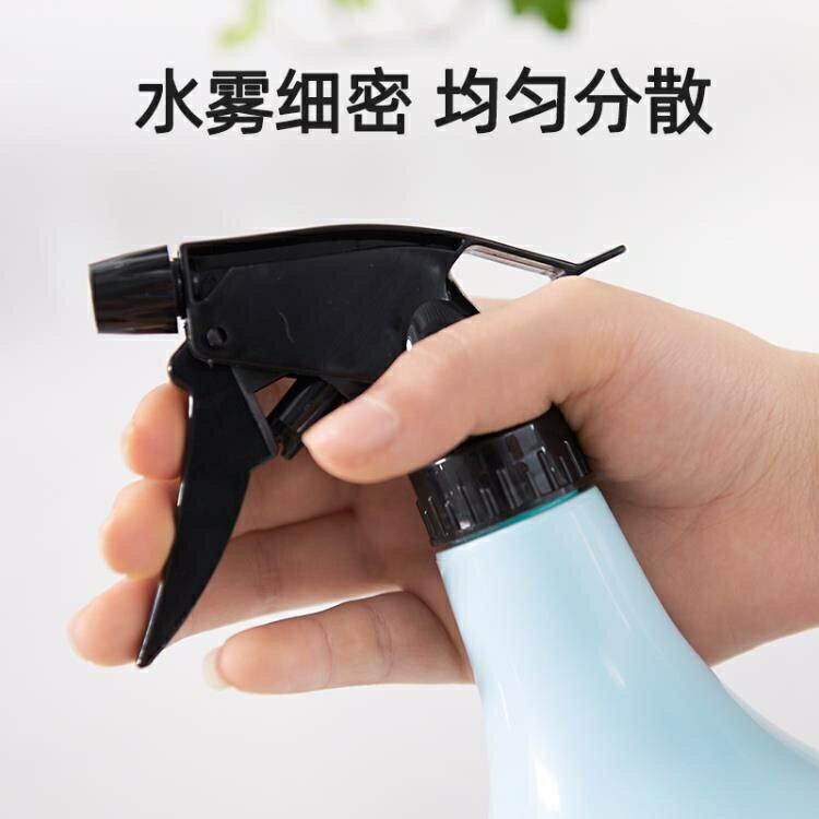噴水壺 酒精噴壺消毒專用塑料清潔分裝瓶大容量按壓式消毒液噴霧瓶子空瓶 WJ 紓困振興 3