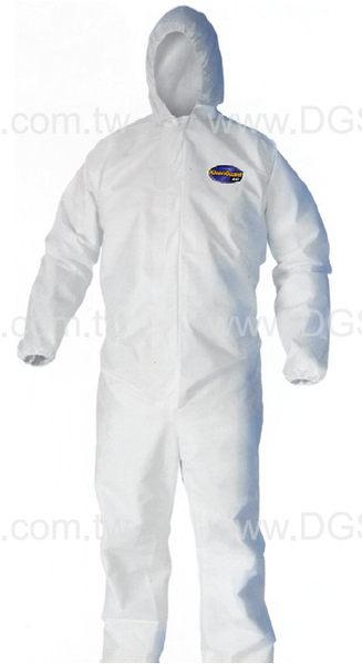 《KleenGuard 勁衛》A40 化學防護衣Liquid & Particle Protection Coveralls