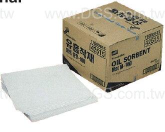 《Kimberly-Clark Professional》強效吸油棉墊Oil Sorben