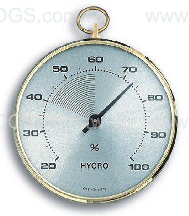 《TFA》濕度計 指針型Hygrometer