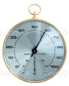 《TFA》毛髮溫濕度計 指針型Thermo-Hygrometer