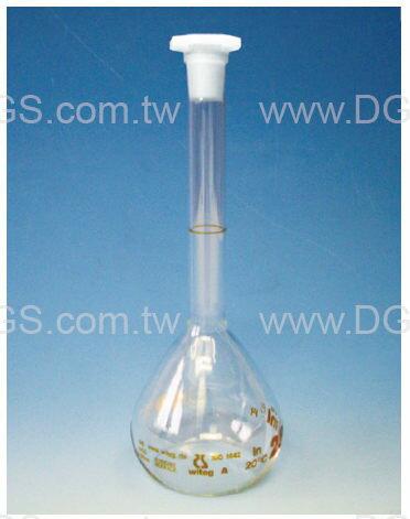 《Witeg》量瓶A級 Class A Flask, Volumetric, Class A, PE Stopper