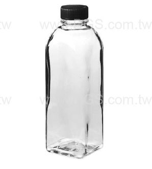 《KIMBLE & CHASE》方型血清瓶 Bottle, Sample and Serum, Square, Screw-Cap
